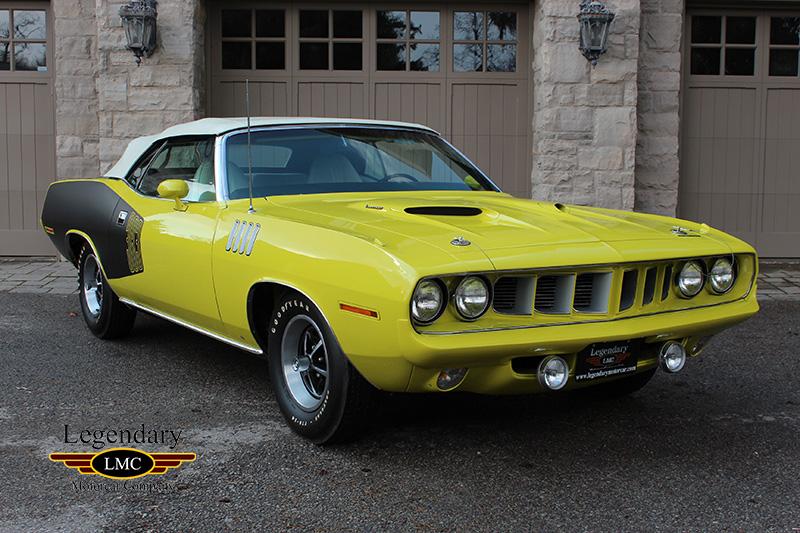 1971 Cuda Convertible -