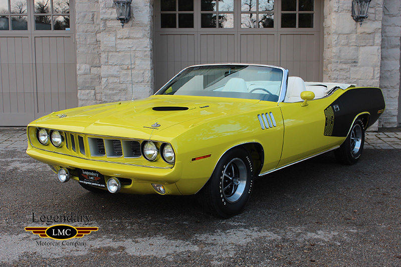 Company For Sale >> 1971 Cuda Convertible