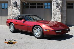 Photo of 1986 Corvette