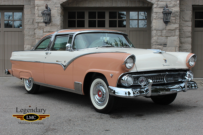 Photo of 1955 Ford Crown Victoria