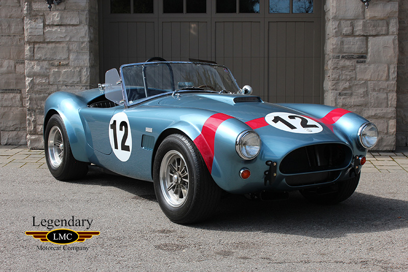 Photo of 1964 Shelby CSX Cobra FIA