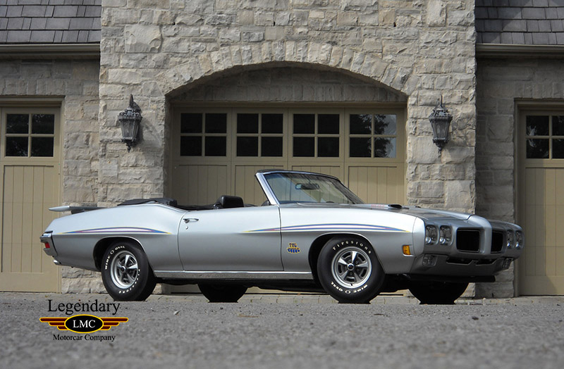 1970 Pontiac Gto Judge Convertible 1 Of Only 6 Ram Air Iv Convertibles