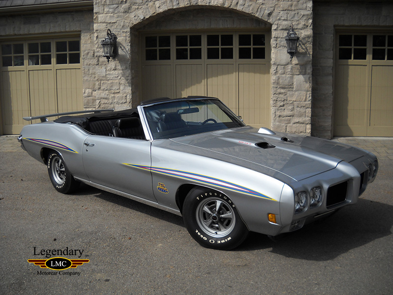 Ram Runner For Sale >> 1970 Pontiac GTO Judge Convertible - 1 Of Only 6 Ram AIR IV Convertibles