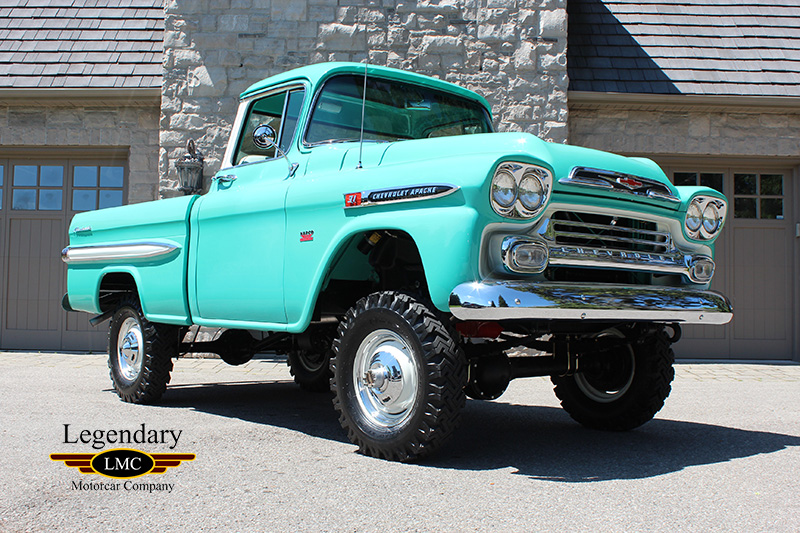 Photo of 1959 Chevrolet  Apache