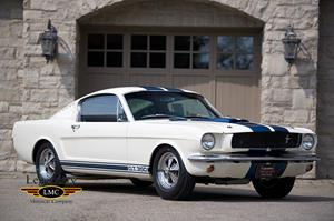 Photo of 1965 Mustang Shelby GT350