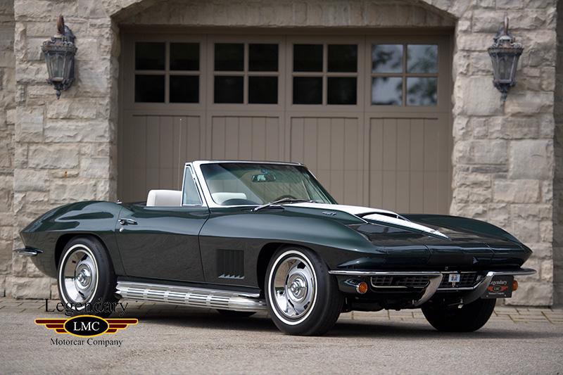 Photo of 1967 Chevrolet Corvette Roadster