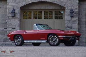 Photo of 1967 Corvette Roadster