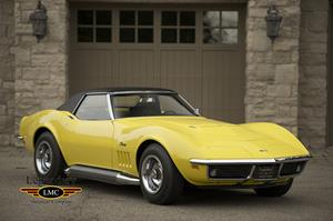 Photo of 1969 Corvette Roadster