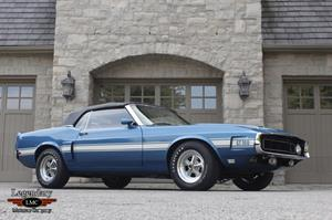 Photo of 1969 Mustang Shelby GT350