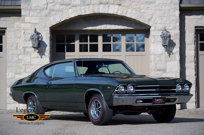 Photo of 1969 Chevrolet Chevelle COPO