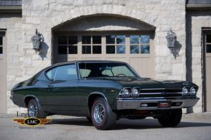 Photo of 1969 Chevelle COPO