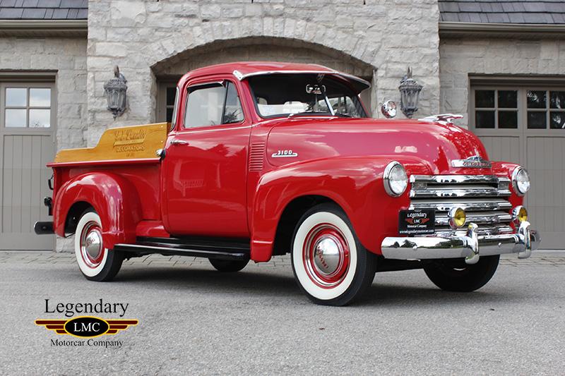 Photo of 1953 Chevrolet 3100 Pickup