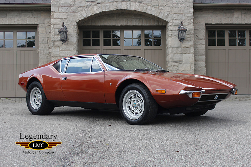 Photo of 1972 De Tomaso Pantera