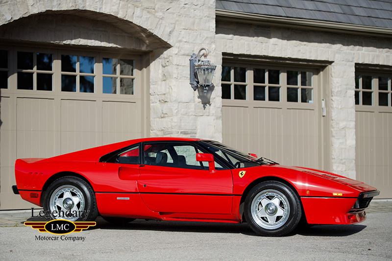 1985 ferrari 288 gto 1 private owner since new one of. Black Bedroom Furniture Sets. Home Design Ideas