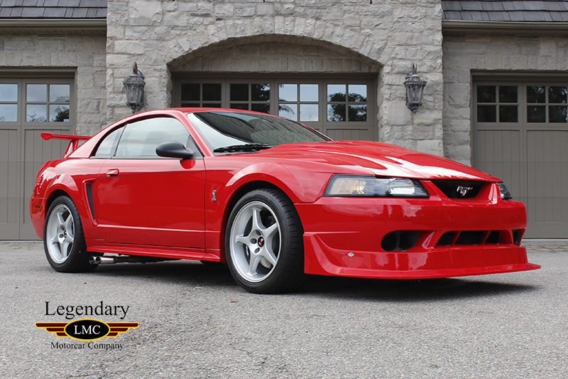 Photo of 2000 Ford Mustang Cobra R