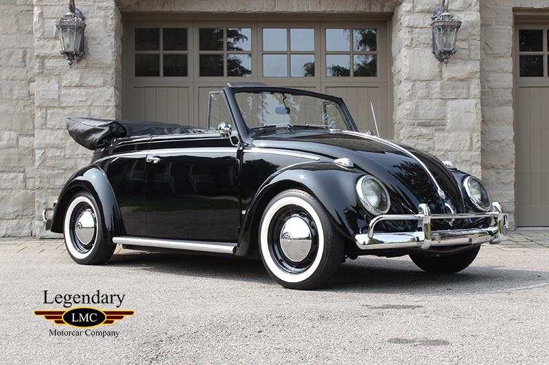 Photo of 1958 Volkswagen Beetle