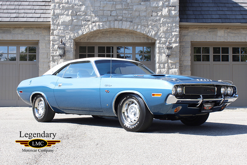 Photo of 1970 Dodge Challenger RT/SE