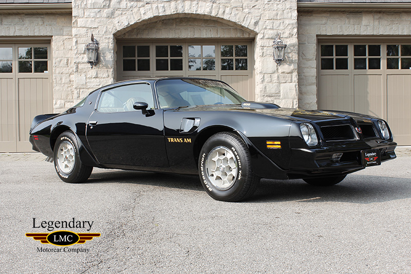 Photo of 1976 Pontiac Trans Am