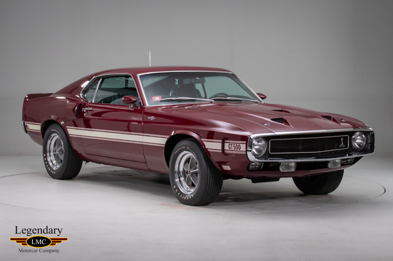 Photo of 1969 Ford Mustang Shelby GT500