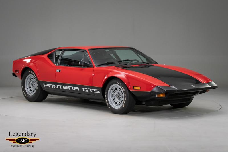 Photo of 1974 De Tomaso Pantera GTS