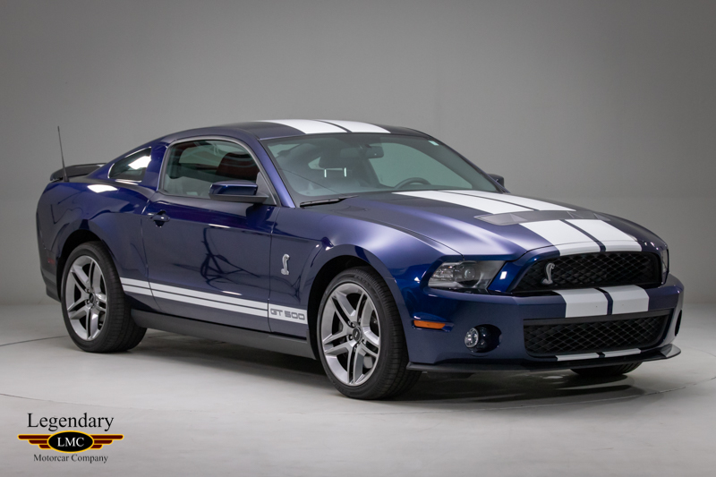 Photo of 2010 Ford Mustang Shelby GT500