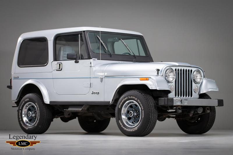 Photo of 1982 Jeep CJ-7
