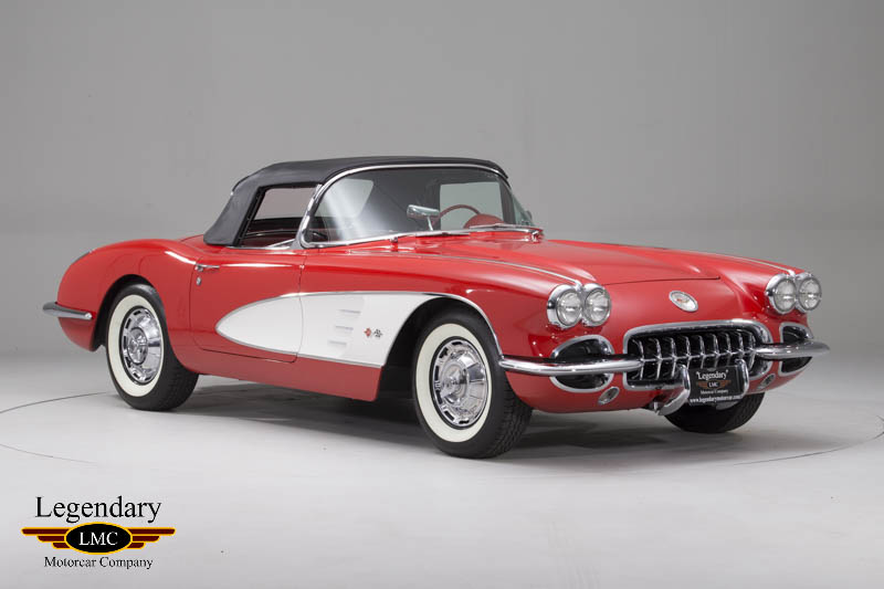 Photo of 1960 Chevrolet Corvette
