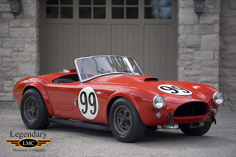 Photo of 1963 Shelby 289 Cobra Competition