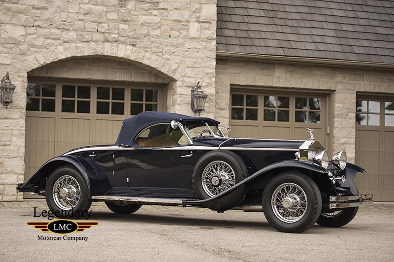 Henley Classic Car Show