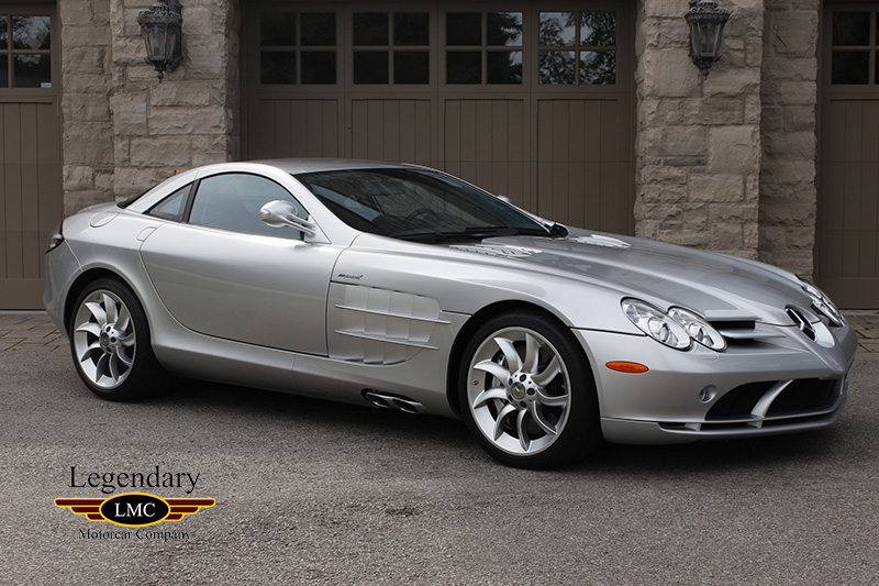 Photo Of 2005 Mercedes Benz SLR McLaren