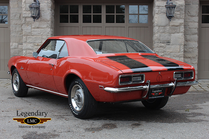 1968 Chevrolet Camaro Z28 Fully And Completely