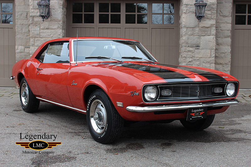 Photo of 1968 Chevrolet Camaro Z28