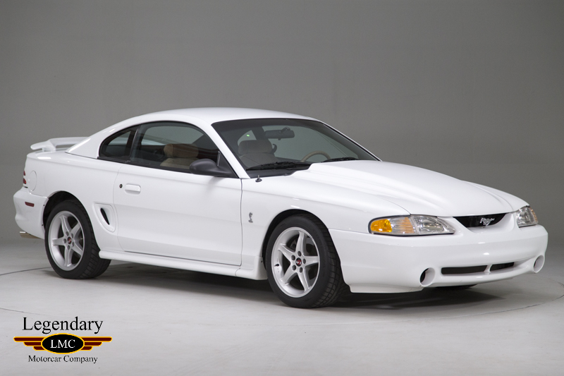 Photo of 1995 Ford Mustang Cobra R