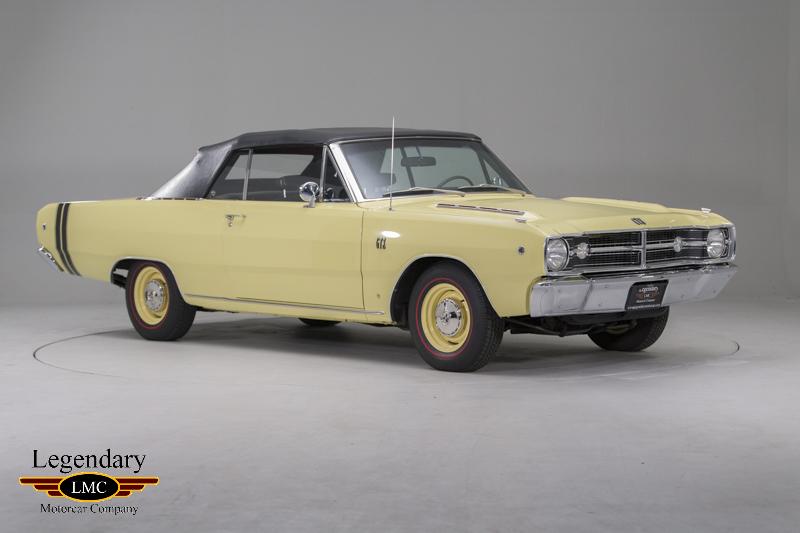Photo of 1968 Dodge Dart GTS