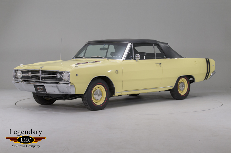 1968 dodge dart gts convertible one of only 271 ever produced photo 9 of 1968 dodge dart gts altavistaventures Gallery