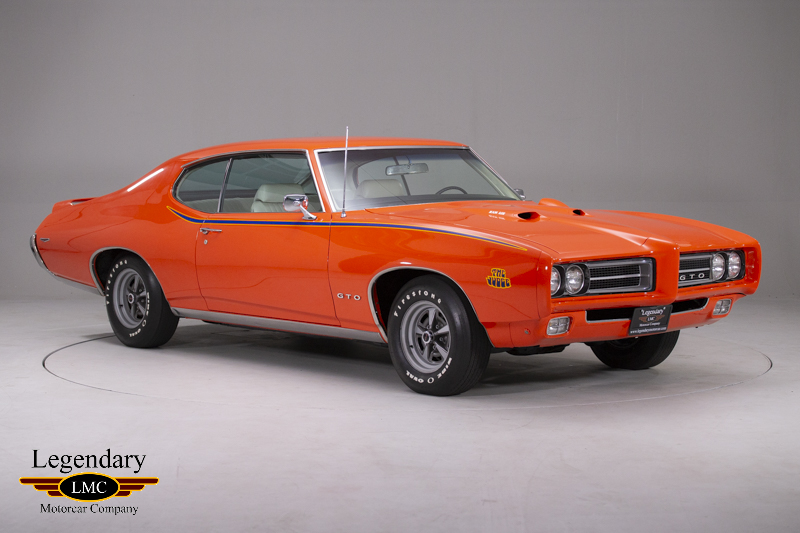 Photo of 1969 Pontiac GTO Judge