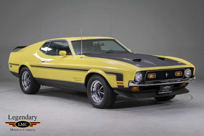 Photo of 1971 Ford Mustang BOSS 351