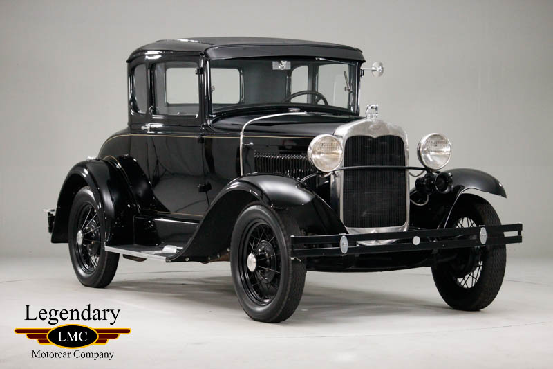 Photo of 1930 Ford Coupe Model A