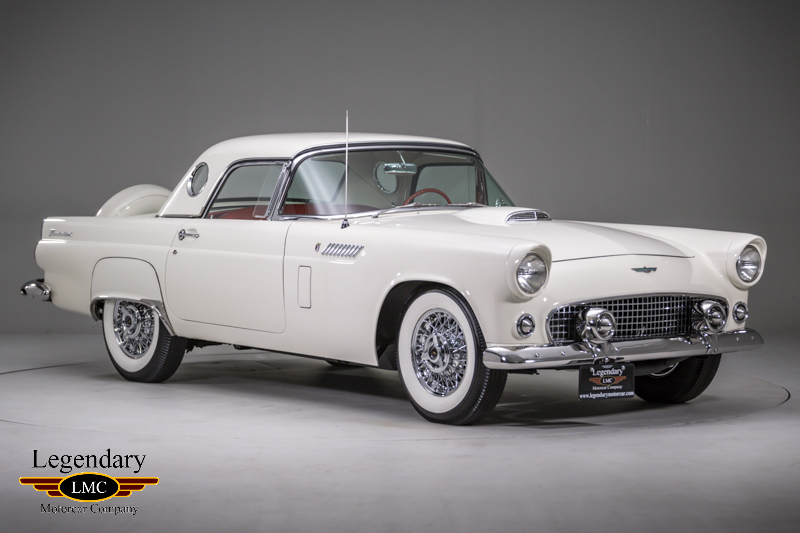 Photo of 1956 Ford Thunderbird