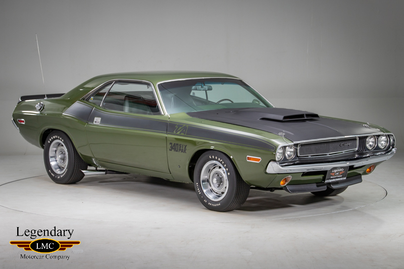 Photo of 1970 Dodge Challenger TA