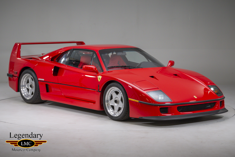 Photo of 1992 Ferrari F40