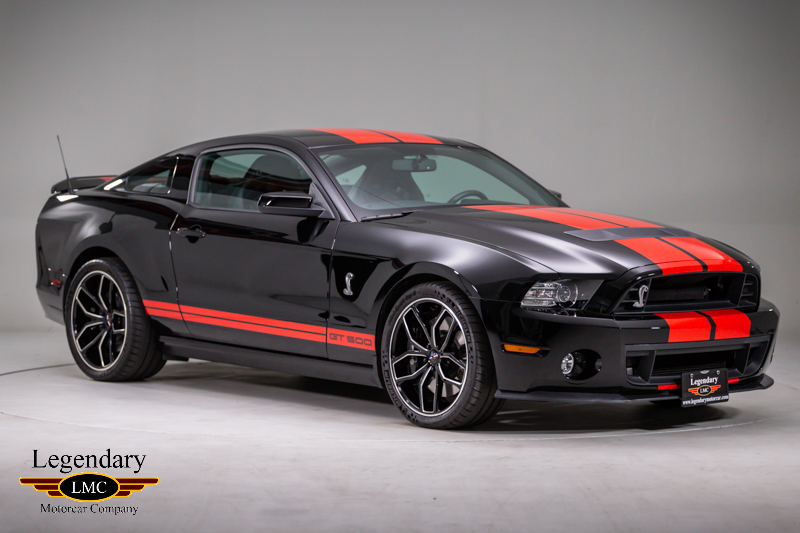 Photo of 2013 Ford Mustang Shelby GT500