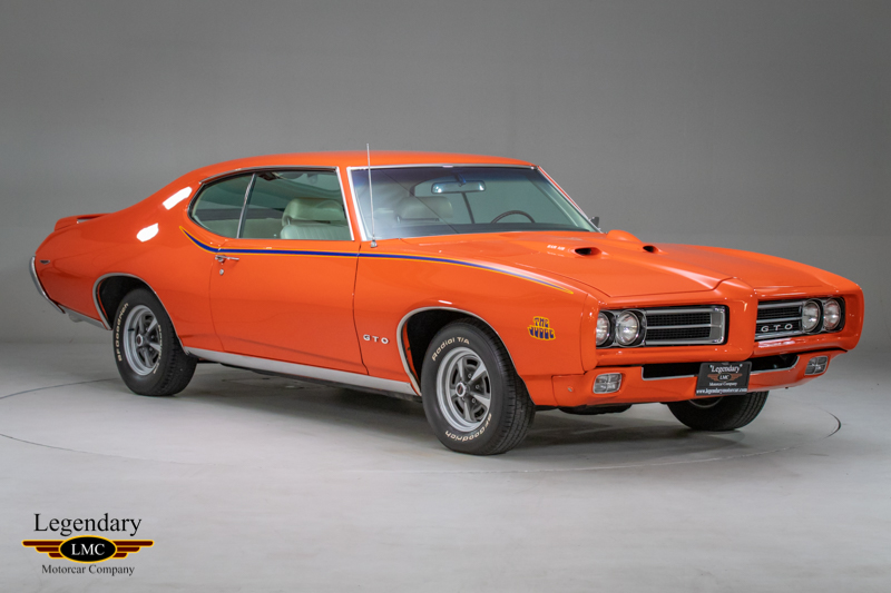 Photo of 1969 Pontiac GTO Judge