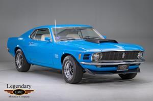 Photo of 1970 Mustang BOSS 429