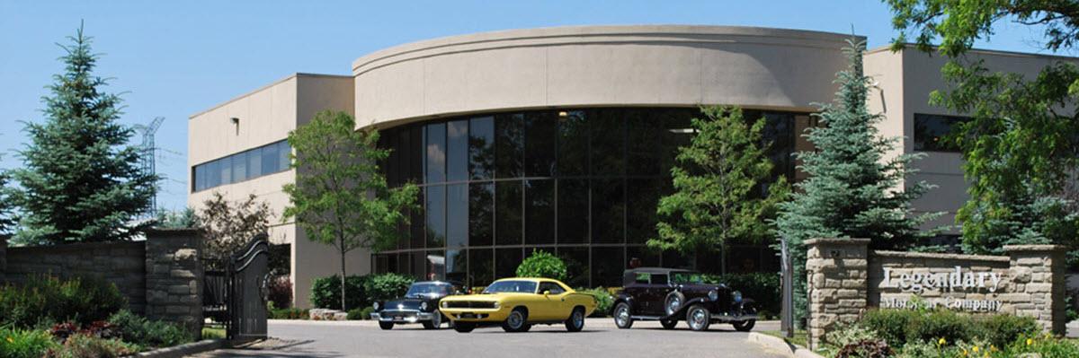 Legendary Motorcar Facility