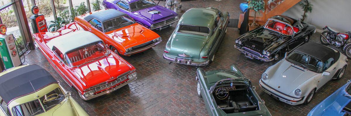 Legendary Motorcar Classic Cars for sale
