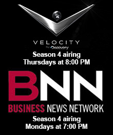Legendary Motorcar TV on BNN