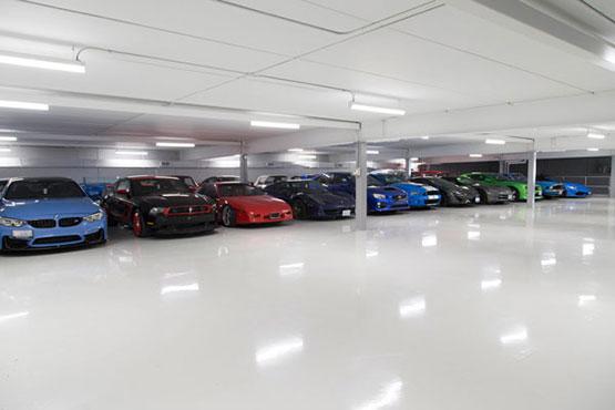 LMC Vehicle Storage Facility 2