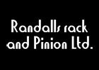 Randalls Rack and Pinion Logo