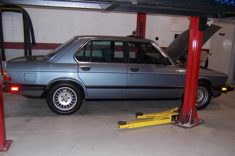 Photo of 1988 BMW 535i
